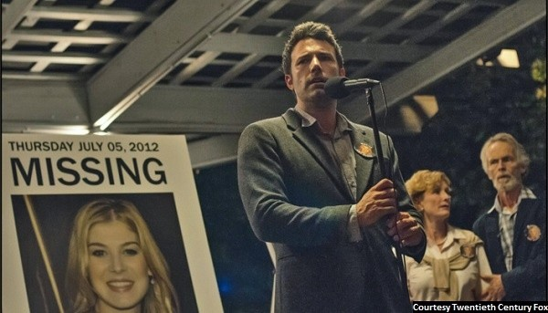 Brilliant 'Gone Girl' is a movie you'll be talking about