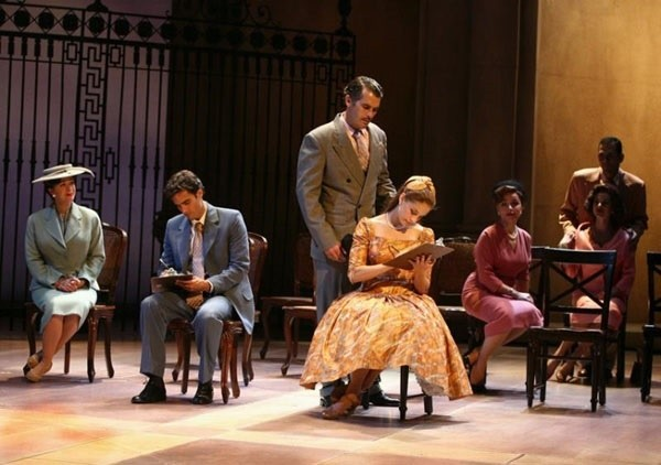 'Light in the Piazza' a good night of theater