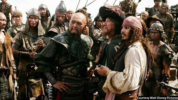 """Ending saves """"Pirates"""" from sinking under weighty plot line"""