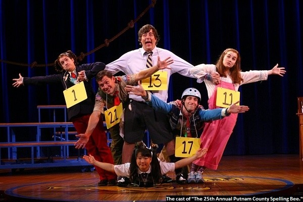 'Bee' highlights comedy of spelling contests
