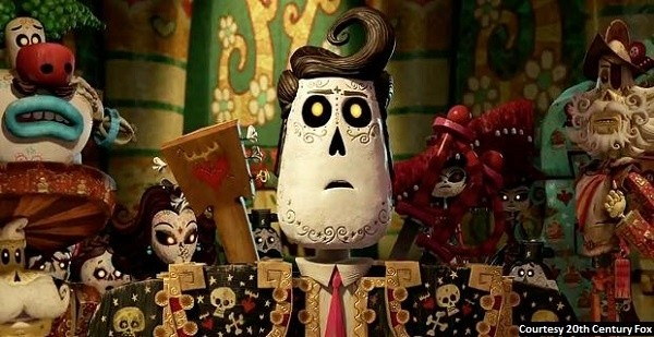 'The Book of Life' is a delightful, strange piece of family entertainment