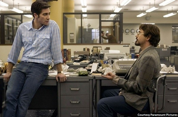 'Zodiac' offers a study in obsession