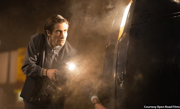 Gyllenhaal, 'Nightcrawler' are both tremendous