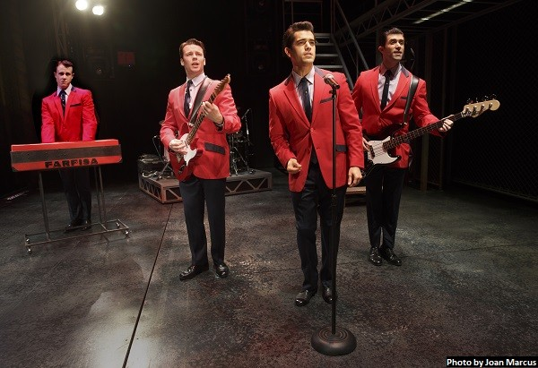 'Jersey Boys' stands out as great musical