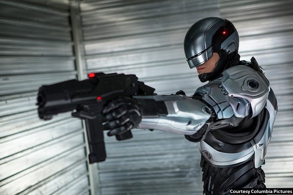 'Robocop' remake about as well-designed as ED-209
