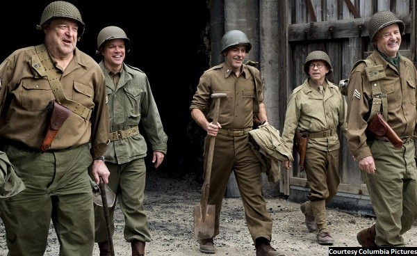 'Monuments Men' a good, old-fashioned movie