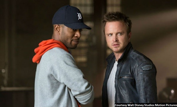 'Need for Speed' preposterous, but has fast cars doing cool things