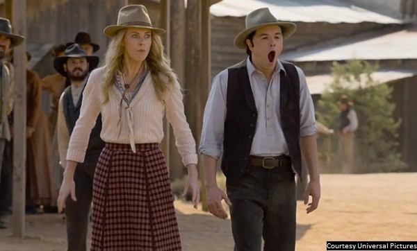 'A Million Ways to Die in the West' never finds its stride