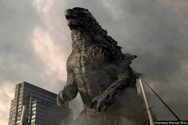 'Godzilla' moves to head of giant-monster movie class