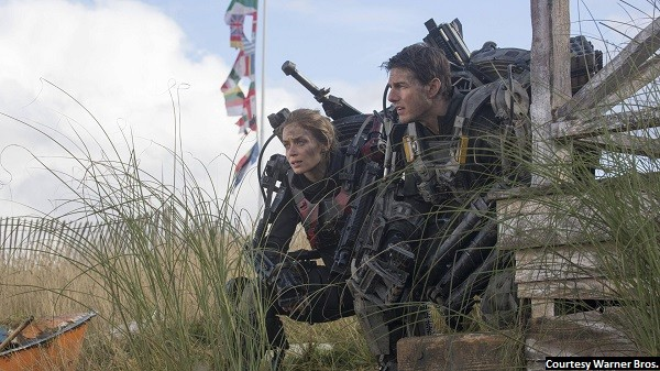 'Edge of Tomorrow' gives you deja vu, but in a good way