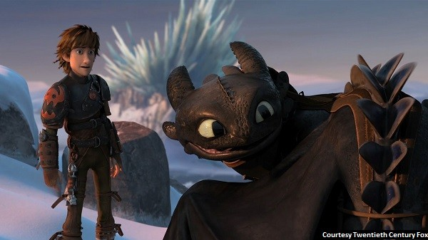 'How to Train Your Dragon 2' is a great sequel
