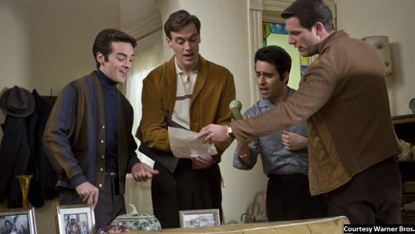 Music, screenplay are strong points of 'Jersey Boys'