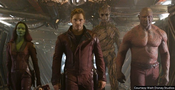 'Guardians of the Galaxy' is the funniest movie of the year