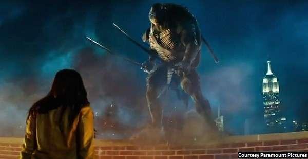 'Teenage Mutant Ninja Turtles' just isn't weird enough