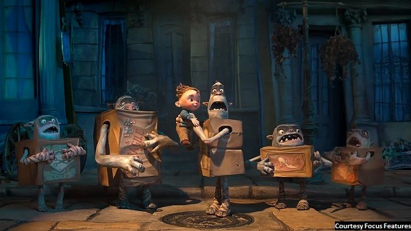 'The Boxtrolls' is fun, with plenty of laughs and surprises