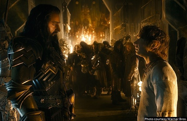 'The Hobbit: The Battle of the Five Armies' is the least of the six films in epic series