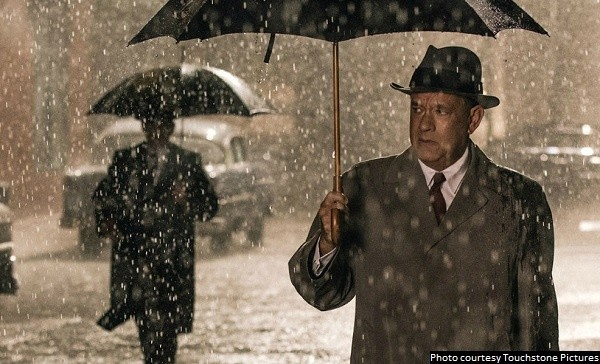 'Bridge of Spies' overwhelms you with its competency