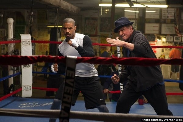 'Creed' is a fitting bookend for the truly fascinating 'Rocky' series