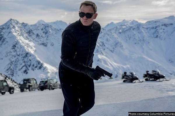 'Spectre' is an above-average entry in the James Bond series