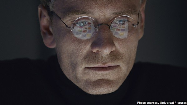 'Steve Jobs' is one of those movies that is a joy to watch