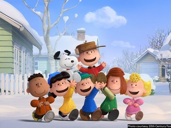 'The Peanuts Movie' introduces the gang to a whole new generation