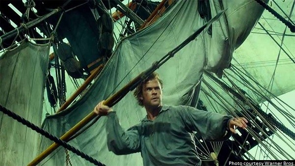 'In the Heart of the Sea' has some cool stuff, but is also left a little hollow