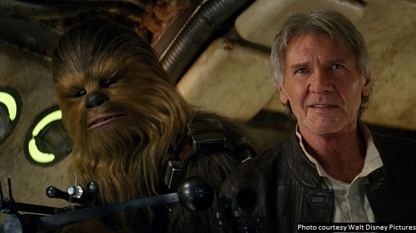 'Star Wars: The Force Awakens' is a fun movie that stands on its own