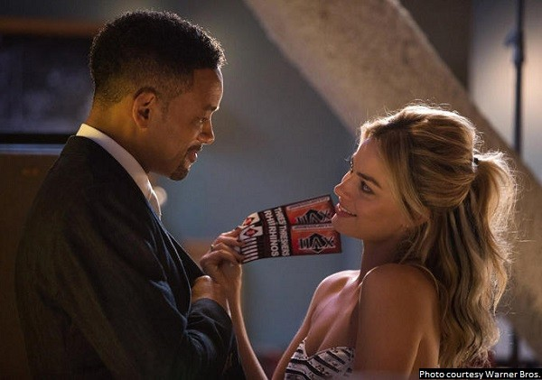 'Focus' delivers an entertaining, smart, sexy, stylish time