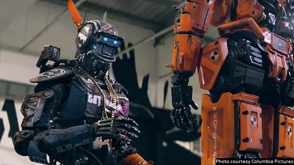 'Chappie' is a movie that is all shell and no heart