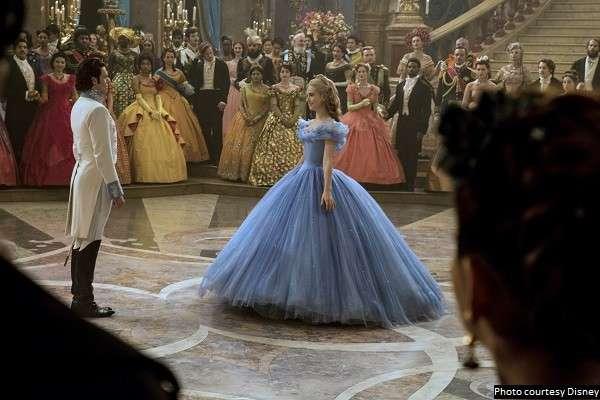 Latest 'Cinderella' is nothing short of an accomplished, enjoyable film
