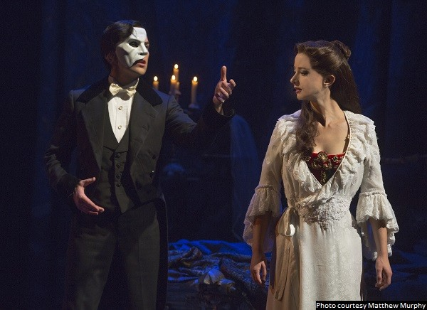 'Phantom of the Opera' is what musical theater is all about