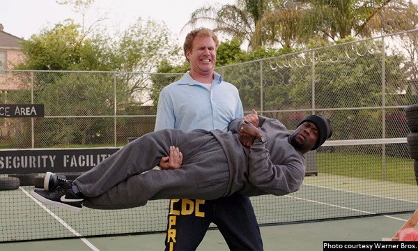 Read more about the article 'Get Hard' is raunchy, outrageous, but still feels a little too safe