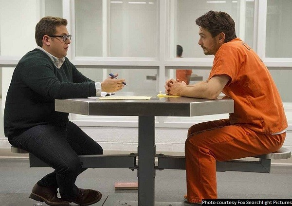 'True Story' is a slight movie, but Hill and Franco shine