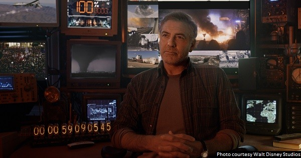 'Tomorrowland' is a little overwritten and a little too on the nose