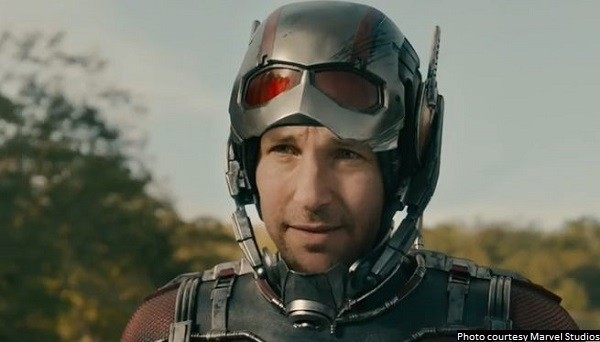 Marvel successfully diversifies its portfolio with funny, clever 'Ant-Man'