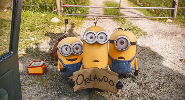 'Minions' hits comedic sweet-spot that appeals to parents and kids