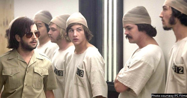 'The Stanford Prison Experiment' gives you quite a bit to chew on