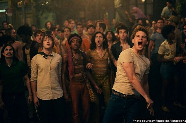 'Stonewall' has its heart in right place, but it is a movie that is lacking
