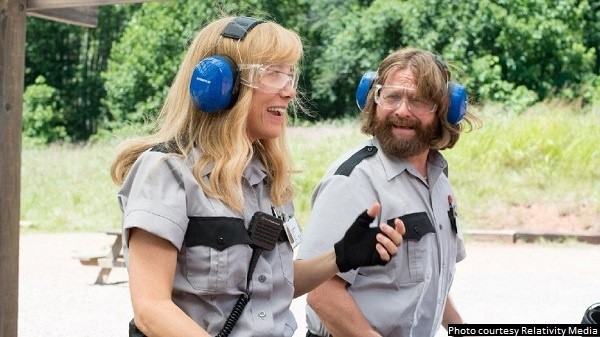 'Masterminds' is one of those movies that looks great on paper, but is not