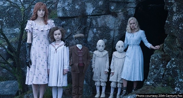 'Miss Peregrine's Home for Peculiar Children' is a fun creepy thrill ride that is wholly original