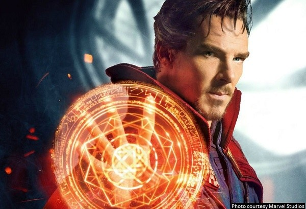The fun 'Doctor Strange' is the most eyeball-popping comic book movie to come along