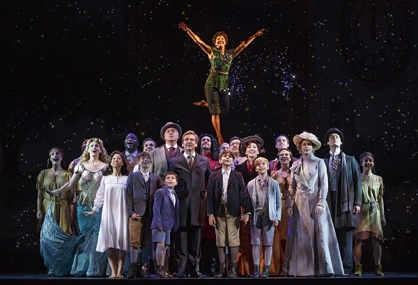 'Finding Neverland' musical actually improves upon the movie it was based on