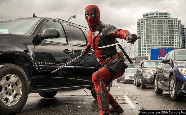 'Deadpool' is a razor-sharp film that is as hilarious as it is violent