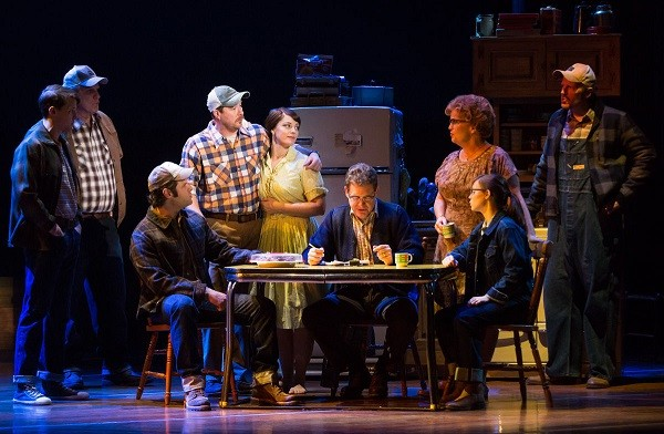'The Bridges of Madison County' musical would have been better left on the shelf