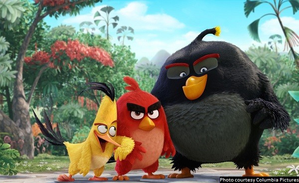'The Angry Birds Movie' is about as unnecessary as it sounds