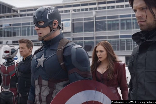'Captain America: Civil War' doesn't quite match excellence of predecessors