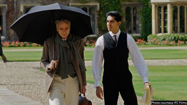 'The Man Who Knew Infinity' feels like it fails its subject