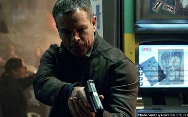 'Jason Bourne' is series' weakest film, but still better than vast majority of action flicks