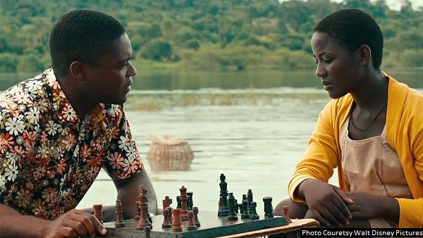 'Queen of Katwe' is an exceptional movie anchored by great acting
