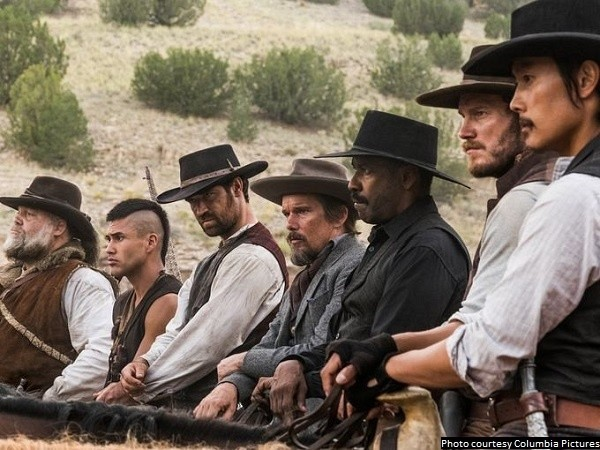 'The Magnificent Seven' remake has memorable characters and a whole lot of style